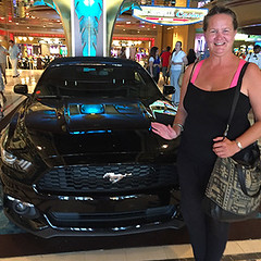August 2016 Mustang Giveaway