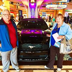 Sarah T – September 2016 Mustang Giveaway