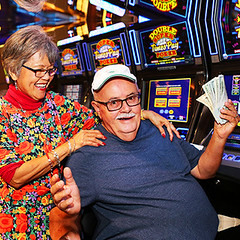 Robert P – $1630 Casino Jackpot