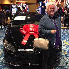 Joan K – February 2017 Mercedes giveaway