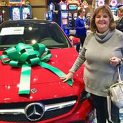 Gail B – January 2018 Mercedes Winner