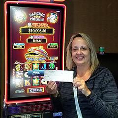 Donna N – $16,283.48 Casino Jackpot