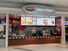 Charleys Philly Steaks Dadeland Mall Miami (Phillip Pessar) Tags: charleys philly steaks dadeland mall miami fast food subs