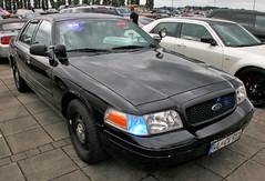 CVPI (Schwanzus_Longus) Tags: bremen german germany us usa america american modern car vehicle sedan saloon police law enforcement ford crown victoria interceptor