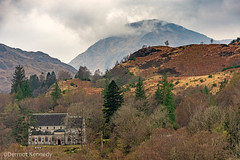 St Mary & St Finnan Church, Glenfinnan (dermotk) Tags: scotland highlands highland scottishlandscape mountains church hills glenfinnan