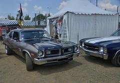 GM A-Body (pontfire) Tags: gm abody le mans classic 2018 1974 pontiac gto 1971 chevrolet chevelle