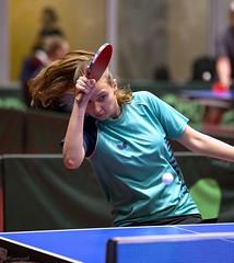 Дарья Зубовская. (Sergey Klyucharev) Tags: настольныйтеннис пингпонг спорт tabletennis pingpong sport girl