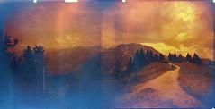 . (martina.grabinsky) Tags: holga120 6x6 mittelformat mediumformat rolleiredbird redscale film analogue 120film experimental experimentell expiredfilm rollei selfdeveloped selbstentwickelt tetenal c41 bayern austria bavaria berge mountains bergwelt bergliebe panorama