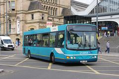 Arriva 2498 CX54 DKV (johnmorris13) Tags: arriva 2498 cx54dkv vdl sb120 wrightcadet wrightbus bus