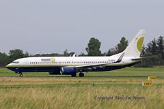 B737-8HX N749MA MIAMI AIR (shanairpic) Tags: jetairliner passengerjet b737 boeing737 shannon miamiair n749ma