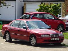 1997 Rover 618i (Neil's classics) Tags: 1997 rover 618i 1850cc