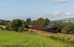 Coasting along (MJREphotography) Tags: 35018 bil british india line merchant navy southern sr br railway steam train locomotive wcrc west coast carlisle armathwaite settle sc