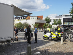 Police, Postnord Danmark Rundt, Silkeborg 2019 (Appaz Photography☯) Tags: events appazphotography denmark jylland silkeborg torvetsilkeborg postnorddanmarkrundt cykelløb politi police