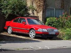 1997 Rover 820 Vitesse Coupé (Neil's classics) Tags: 1997 rover 820 vitesse coupé abandoned car