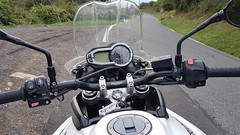 Essai d'une Triumph Tiger 800 Xr (Darkaeons) Tags: triumph motorcycles tiger 800 low moto motorbike