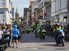 Police, Postnord Danmark Rundt, Silkeborg 2019 (Appaz Photography☯) Tags: events appazphotography denmark jylland silkeborg norupspladssilkeborg postnorddanmarkrundt cykelløb police politi