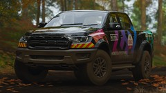 Horizon Festival Ford Raptor (PixelGhostClyde) Tags: forza motorsport horizon fh4 turn 10 studios t10 playground games pg microsoft xbox one xb1 xbone x xb1x 4k custom livery fit forzisti italian team