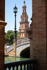 (Fernando Crego) Tags: sevilla plaza de españa plazadeespaña andalucia xt2 16mm fujifilm