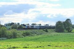 Moira, 28/05/2019 (Milepost98) Tags: ni northern ireland irish railway train nir railways translink enterprise gm brick diesel locomotive 208 8208 drumbane moira