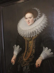 (sftrajan) Tags: écolehollandaise museum peinturehollandaise michieljanszvanmierevelt muséedesbeauxartsdelyon lyon france ruff portrait dutchpainting woman femme mujer dutchgoldenage 17thcentury dutchportraiture