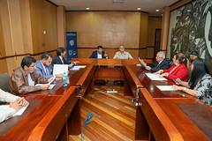 REVISIÓN DE CREACIÓN DEL INSTITUTO EN VINCES. QUITO, 21 DE AGOSTO 2019 (Asamblea Nacional del Ecuador) Tags: asambleanacional asambleaecuador presidentedelaasamblea césarlitardo revisión de creación del instituto en vinces
