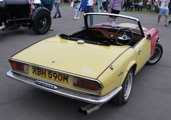 XBH 590M (2) (Nivek.Old.Gold) Tags: 1973 triumph spitfire iv 2000cc
