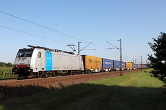 LINEAS 186 453-7 KLV, Graben (michaelgoll777) Tags: railpool lineas br186 traxx