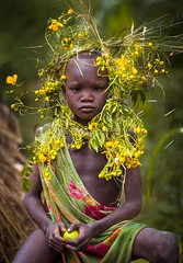 Suri Tribe, People of the Omo Valley, Ethiopia - Tribu Suri, Peuple de la Vallée de l'Omo, Éthiopie ( Jean-Yves JUGUET ) Tags: tribes tribe tribu africa afrika african afrique africain regardsdumonde jeanyvesjuguet suri surma ethiopia ethiopie ethiopië omovalley peopleoftheomovalley peuledelavalléedelomo