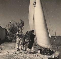 AP3659-Guioneau - Hanoï, 1940 – Đua thuyển trên Hồ Tây
