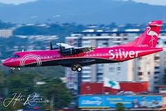 N700SV (Hector A Rivera Valentin) Tags: registration n700sv airline silverairways aircraft atr72212a 600 airport sanjuan luismunozmarin intlairport tjsj