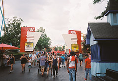 August 2019 (jashaun92) Tags: olympus xa2 olympusxa2 fuji superia400 fujifilm film summer sixflags 6flags