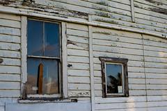 Church Hall window. (laurietucker) Tags: byyear places 2019 70300 krd night