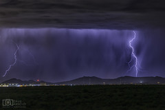 Loyalty rewards (Dave Arnold Photo) Tags: nm nmex newmex newmexico loslunas manzano riogrande valley lightning lightening desert storm stormy thunderstorm thunder image pic us usa picture severe photo photograph photography photographer davearnold davearnoldphotocom night scenic cloud rural party summer badweather top wet canon 5d mkiii 100400mm huge big valenciacounty landscape nature monsoon outdoor weather rain rayos cloudy sky cloudburst raincolumn rainshaft season mountains southwest monsoons strike albuquerque abq