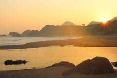 Sunrise (Teruhide Tomori) Tags: landscape rock beach sea seashore coast tateiwa kyoto tango japan 丹後半島 日本 海岸 風景 shore 京都 japon taiza 間人 tangopeninsula 京丹後 丹後町 morning ocean japansea 日本海 wave nature 自然 happyplanet asiafavorites