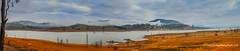 Low water at Lake Eildon (Peter.Stokes) Tags: australia australian colour landscape nature outdoors photo photography panorama native landscapes skies sky summer vacations water countryside colourphotography victoria seascape sea coast