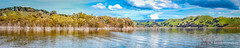 Lake Eildon at Mansfield Country Club, Victoria (Peter.Stokes) Tags: australia australian colour landscape nature panorama photo photography native landscapes outdoors skies sky summer vacations water countryside colourphotography victoria seascape sea coast