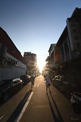 Sunrise (kau10082) Tags: taiwan z6 nikon sunrise street