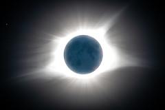 The Great American Eclipse Plus Two (dscharen) Tags: eclipse solareclipse totalsolareclipse greatamericaneclipse moon corona springcity tennessee fullmoon solarflare solar lunar sun