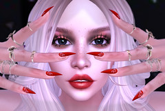 ❤ Cammie (Aziza Style) Tags: {zoz} cosmopolitanevent lelutka glamaffair aviglam veechi alaskametro meva wasabipills ~xtcposes secondlife