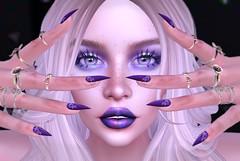 ❤ Cammie 2 (Aziza Style) Tags: {zoz} cosmopolitanevent lelutka glamaffair aviglam veechi alaskametro meva wasabipills ~xtcposes secondlife