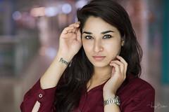 Shaveta [Stranger #21] (Vijay Britto Photography) Tags: miss india beauty pageant 100strangers 85mm 18 nikon d750 750 outdoorportraits naturallight beautiful