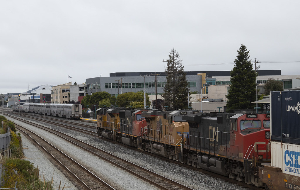 The World's Best Photos of es44ac and sd70ace - Flickr Hive Mind