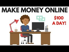 Erving Croxen: 10 Legit Ways To Make Money And Passive Income Online - How To Make Mone... (TheBroadcastin7) Tags: ifttt blogger