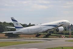 4X-ECC Boeing 777-258ER El Al (R.K.C. Photography) Tags: 4xecc boeing 777258er b777 ly ely elal israelairlines aviation aircraft airliner lutonairport bedfordshire england unitedkingdom uk londonlutonairport ltn eggw canoneos750d