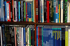 Books (Linnea from Sweden) Tags: canon eos 30d ef 50mm 18 book colour color still life macro