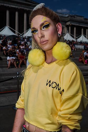 London Pride 2018, Trafalgar Square