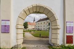 Stift Geras (a7m2) Tags: geras loweraustria horn kloster monastery seelau emperor josephii history culture religion travel tourismus building