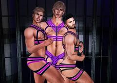 Prison Bitches (Stockard Darkmatter) Tags: matova blog blogger stockard stockarddarkmatter