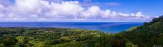 Maui Ocean Views (Ken Mickel) Tags: clouds hawaii kenmickelphotography landscape ocean outdoors roadtohana photography water haiku unitedstatesofamerica