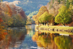Photo of River Tay Reflections